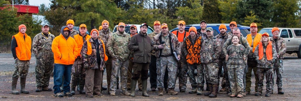 Ticonderoga Deer Drive 3-5-16